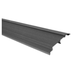 Picture of External Aluminum Cover for Door Rail - 20-15017-1041