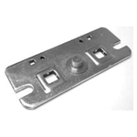 Picture of Bottom Mount Frame Plate - Hold Open - 77-12123P001