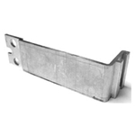 Picture of L Shaped Post Extension Bracket - 77-36417P001