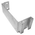 Picture of End Frame Mullion Bracket - 11-10315-0001