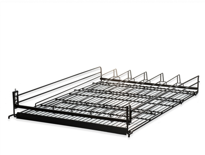 Picture for category GFM Shelves (with Dividers, Front Stop, Glide, Brackets)