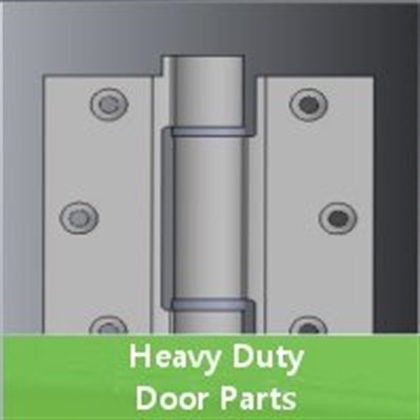 Picture for category Heavy Duty Door Parts