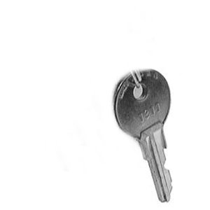 Picture of Flush Mount Lock - Key Only - 40-12598-0001