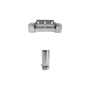 Picture of Offset Hinge with Spring - 40-13041-0002
